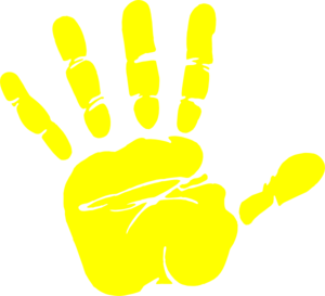 ... Free Handprint Clipart ...-... Free handprint clipart ...-2