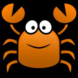 Free Happy Cartoon Crab Clip Art-Free Happy Cartoon Crab Clip Art-14