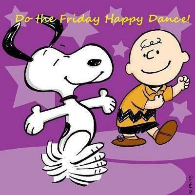 Free happy friday clipart .