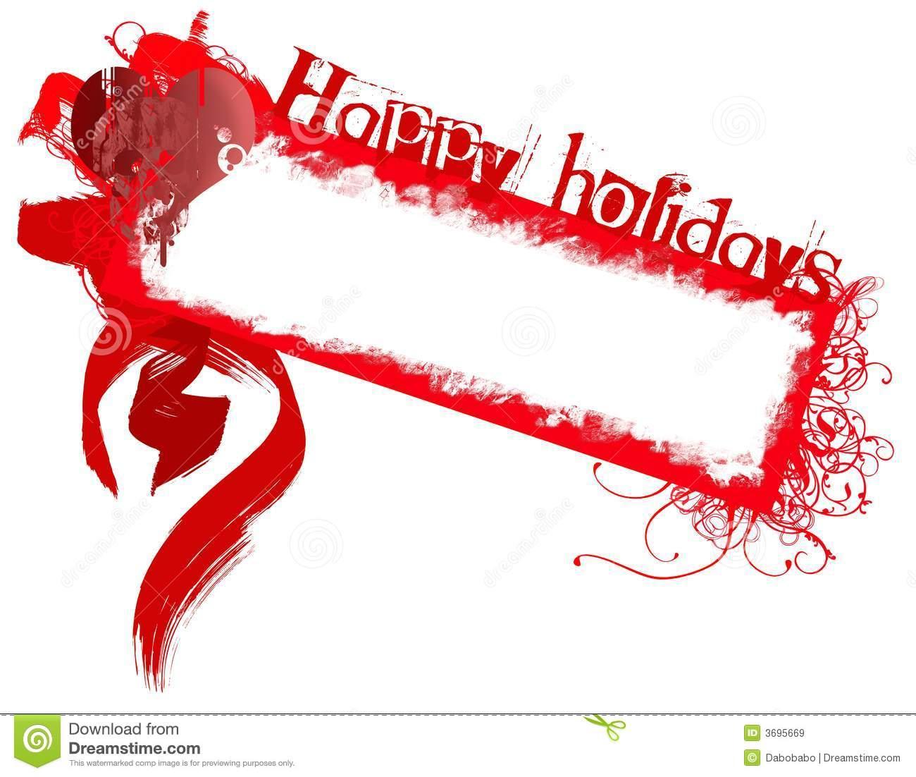 Free Happy Holiday Clip Art ..