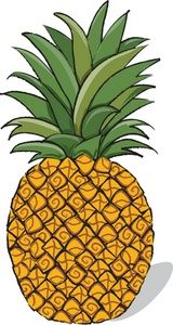 Free Hawaii Hawaiian Clip Art | Pineapple Clip Art Images Pineapple Stock Photos u0026amp; Clipart Pineapple