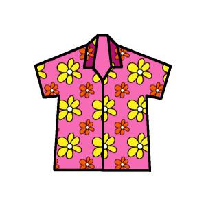 Free hawaiian clipart graphics. Touncan, hula girl, shirt, flag, tropical fruits