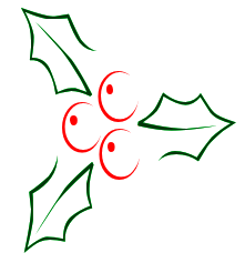 Free Holly Clipart