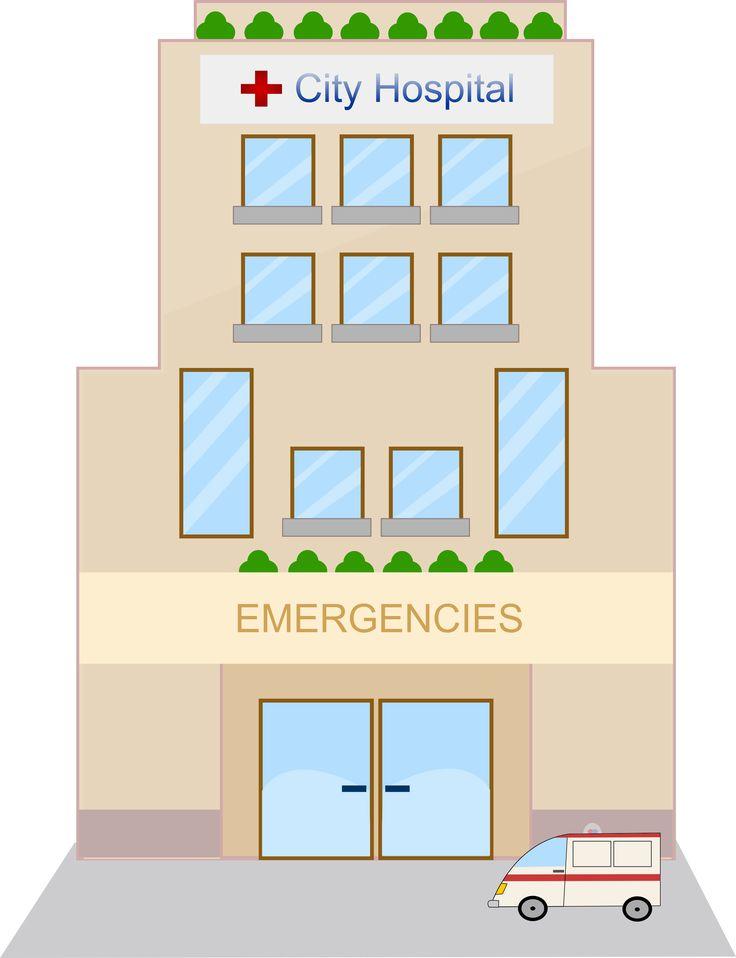 Free Hospital Cartoons Clip Art   Hospit-Free Hospital Cartoons Clip Art   hospital3-8