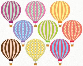 Free Hot Air Ballon Printable-Free hot air ballon printable-1