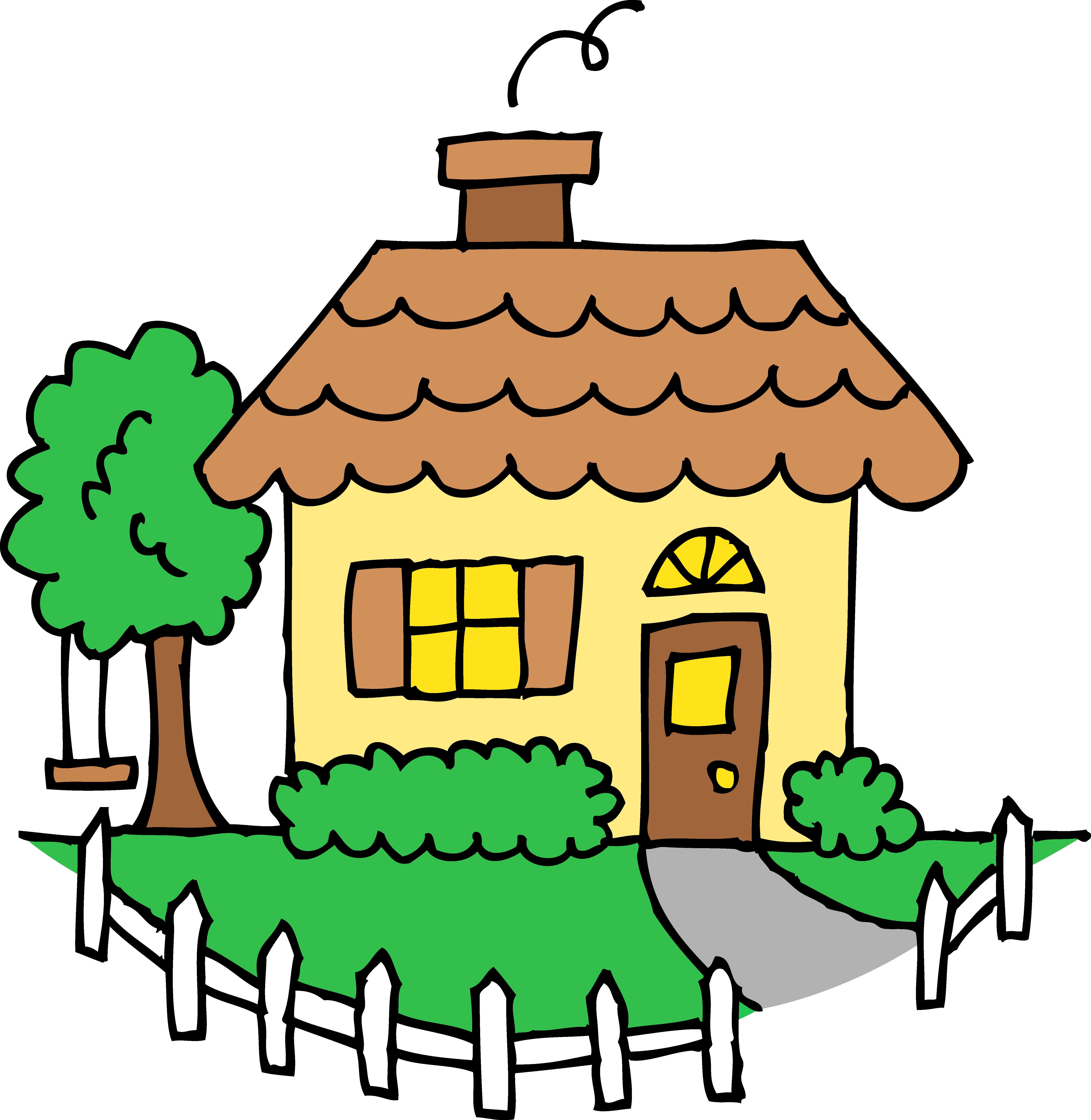 Free House Clipart - Clipartall-Free House Clipart - clipartall-8