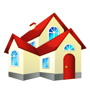 Free House Clipart - clipartall-Free House Clipart - clipartall-6