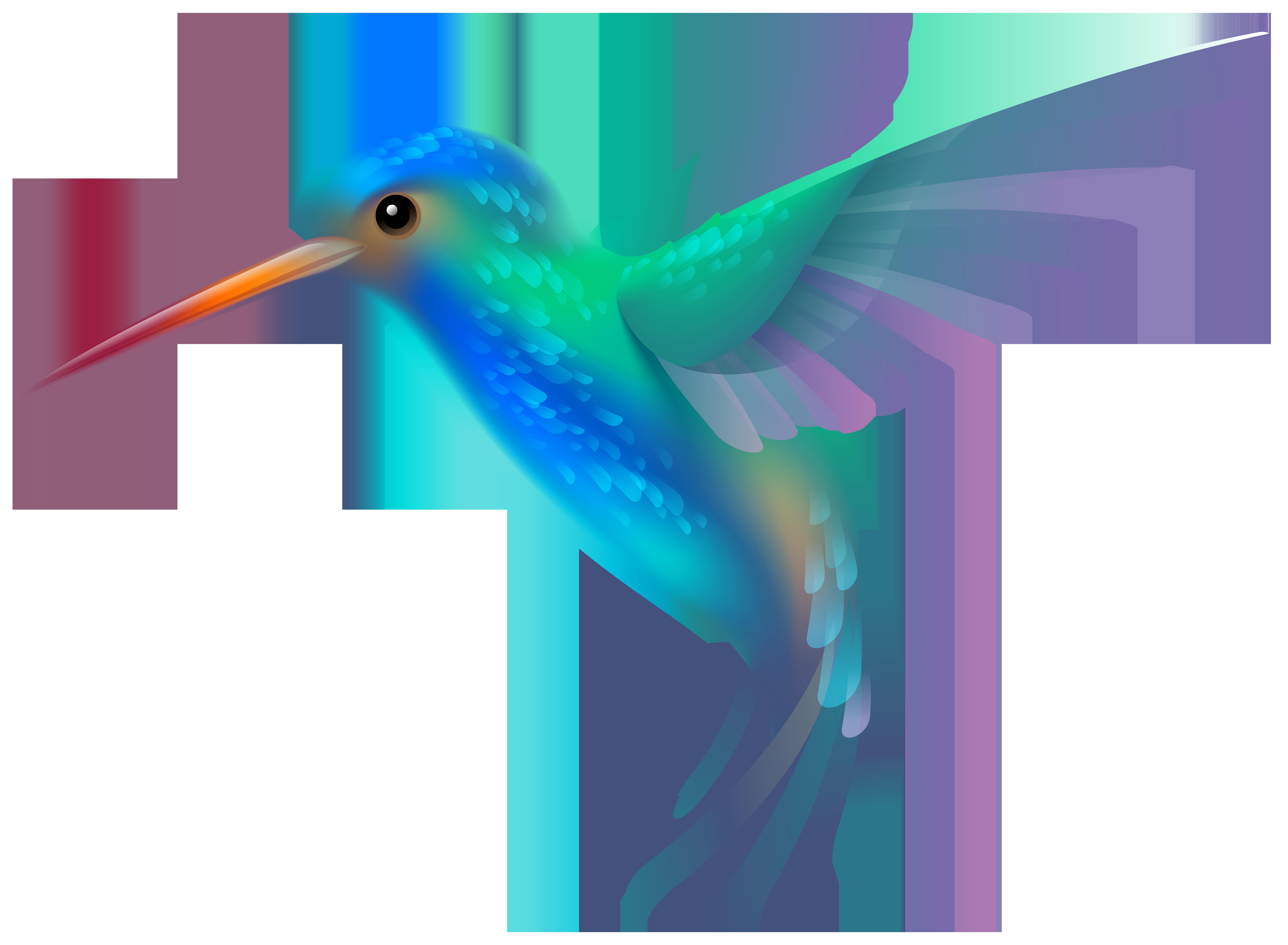 ... Free Hummingbird Clipart - clipartall ...