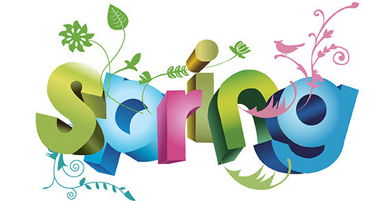 Free Image Of Spring Clipart - Think Spring Clip Art