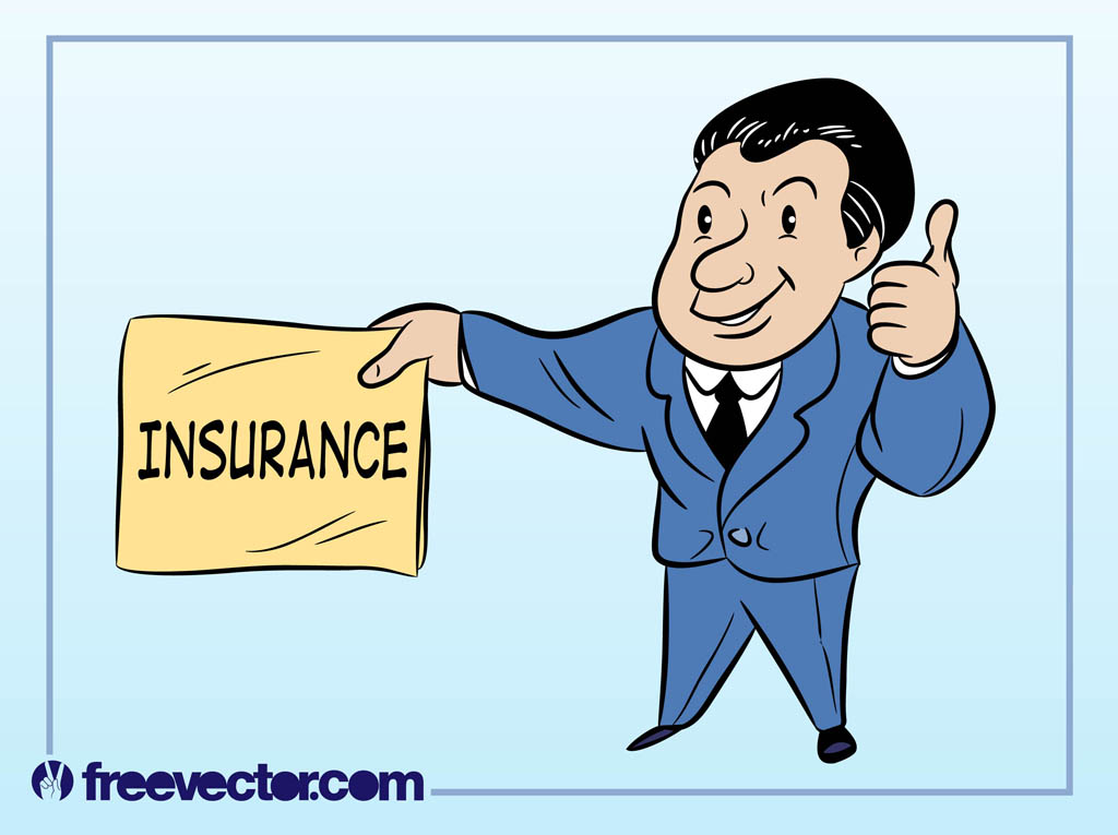 Free Insurance Vectors. Free  - Insurance Clip Art