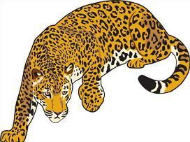 Free jaguar clipart image-Free jaguar clipart image-4