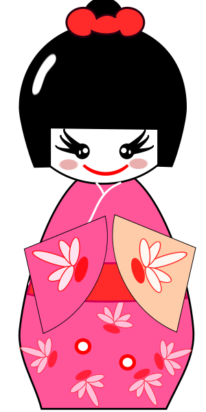 Free Japanese Clipart