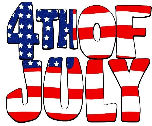Free july 4th clipart - .
