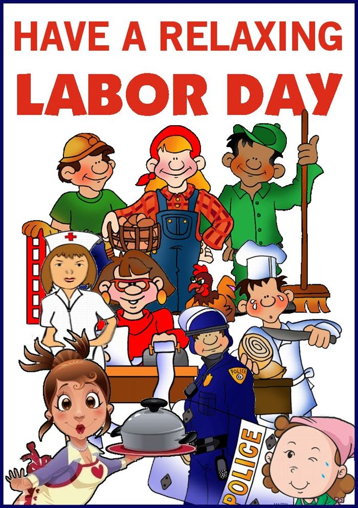 Free Labor Day Clip Art Online .