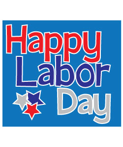 Free Labor Day Clipart To Decorate For Parties Use On Your Website Or