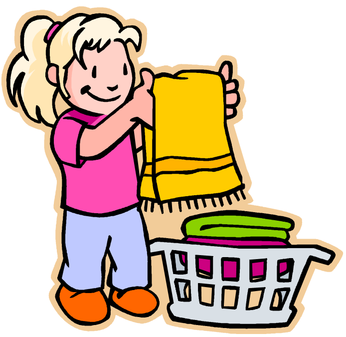 Free Laundry Clipart Clip Art Image Of-Free laundry clipart clip art image of-8