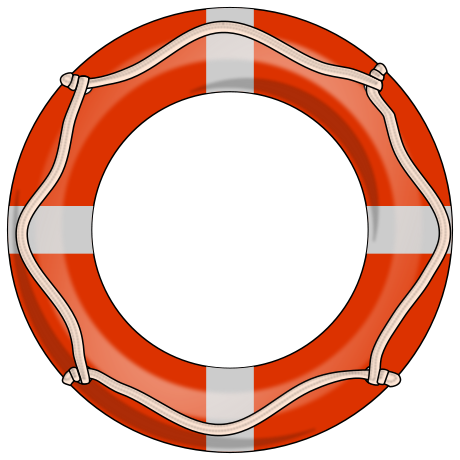Lifesaver Clipart