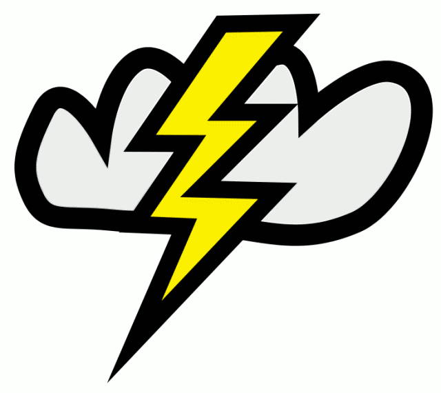 94 Lightening Clip Art