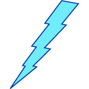 Free Lightning Clipart .-Free Lightning Clipart .-4