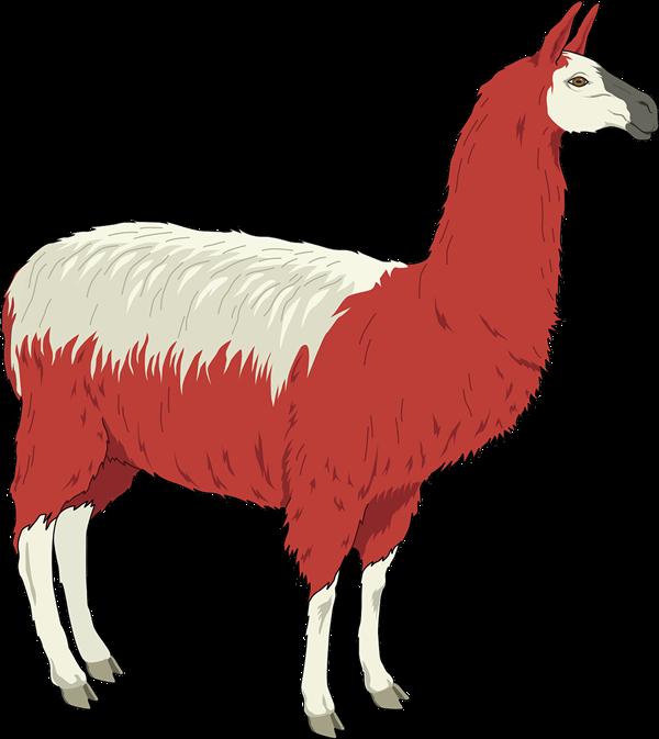 Free Llama Clip Art-Free Llama Clip Art-5