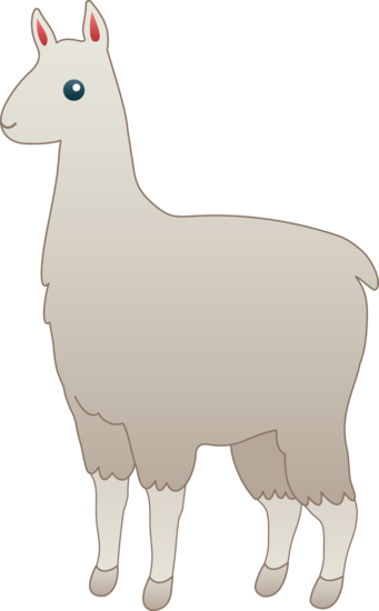 Free Llama Clipart 1 Page Of Public Doma-Free llama clipart 1 page of public domain clip art image-6