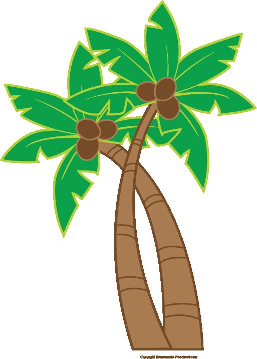 Free luau clipart 4