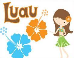 Free Luau Party Clipart 2-Free luau party clipart 2-5