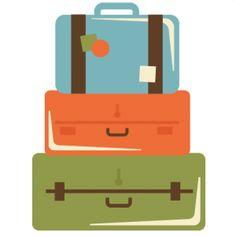 Free Luggage Clipart-free luggage clipart-3