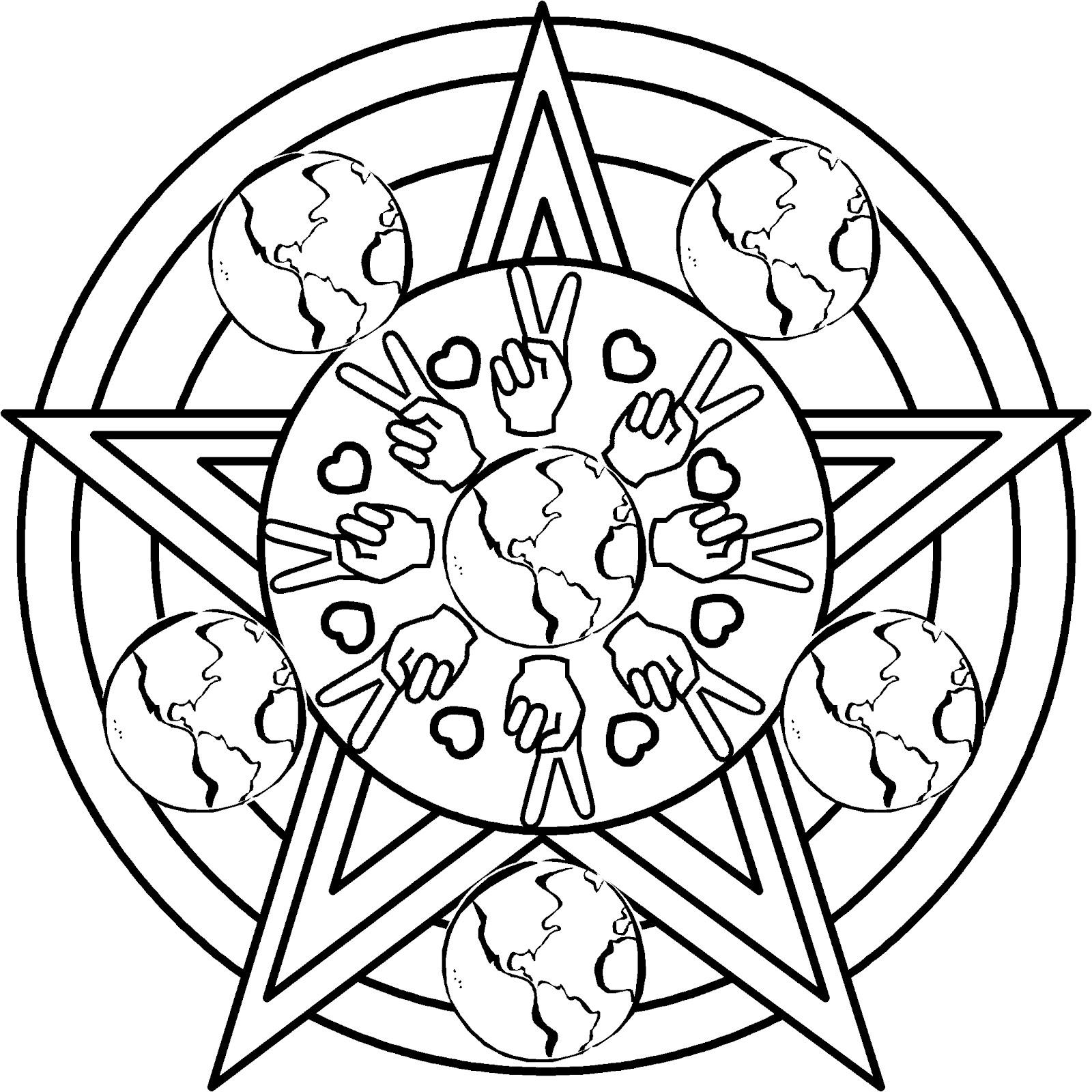 Free Mandalas Clip Art