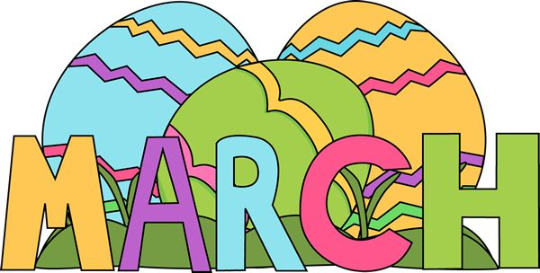 Free March Clipart-Free March Clipart-3