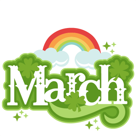 Free March Clipart
