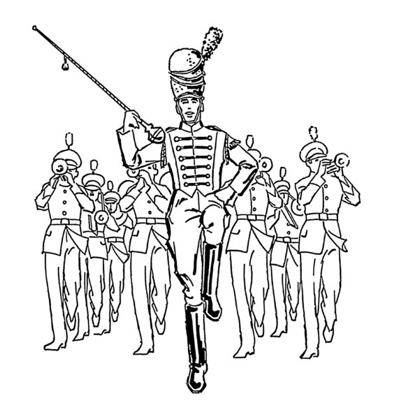 Free Marching Band Cliparts - The Clipar-Free Marching Band Cliparts - The Cliparts-5