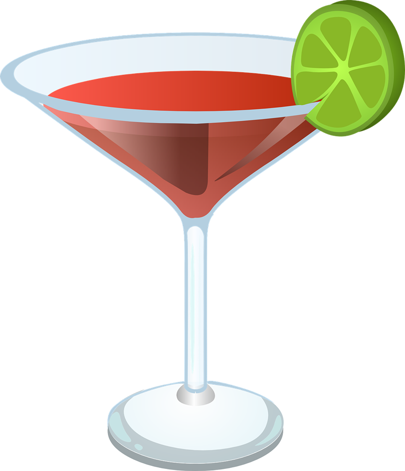 Free Margarita Drink Clip Art - Cocktails Clipart
