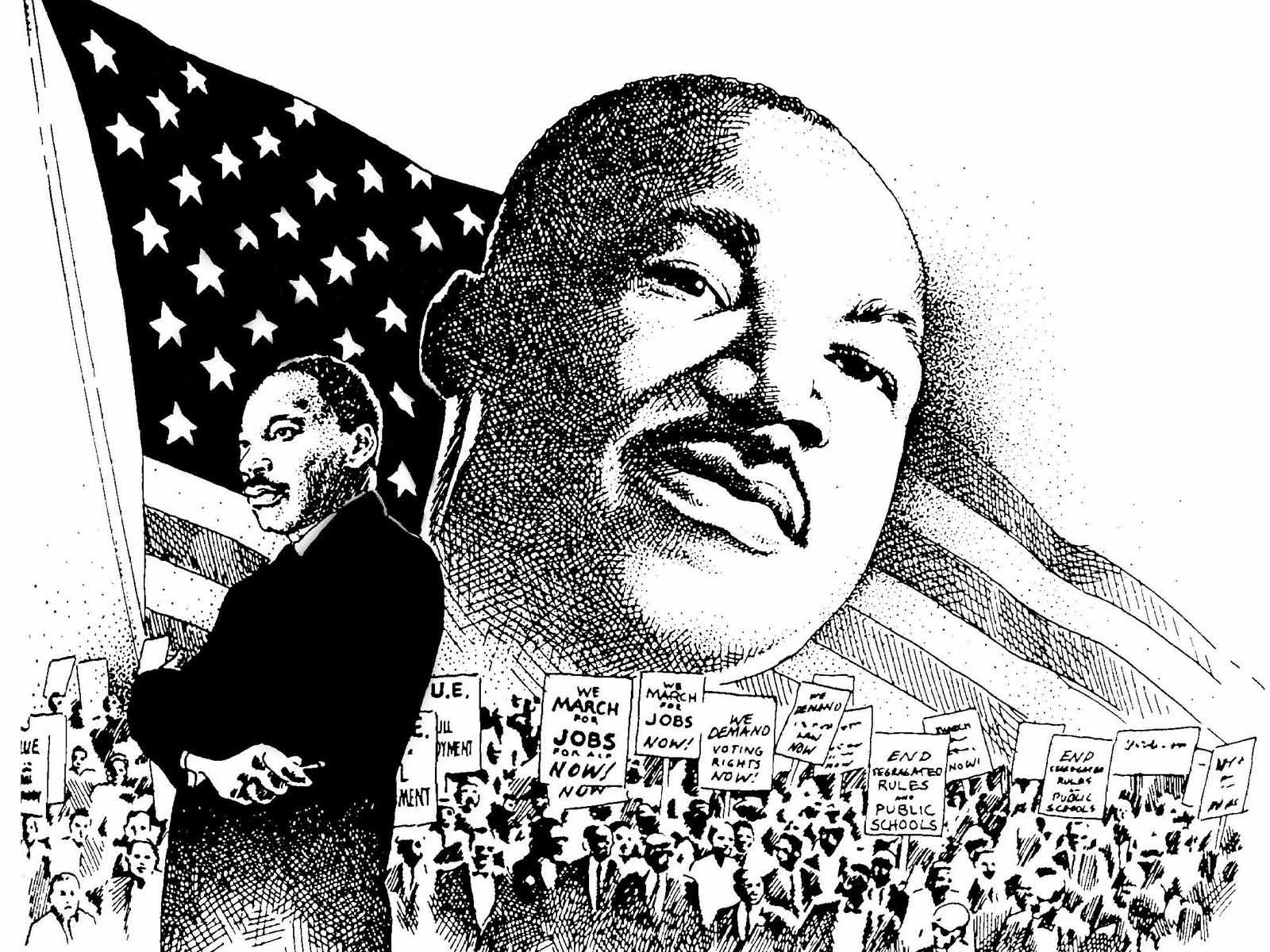 Free martin luther king .