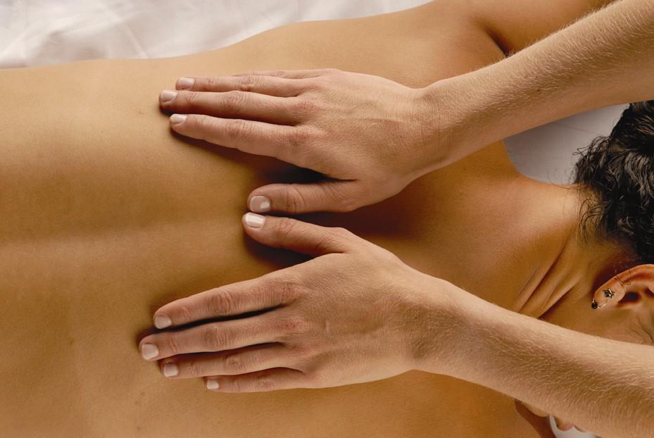 Free Massage Clipart
