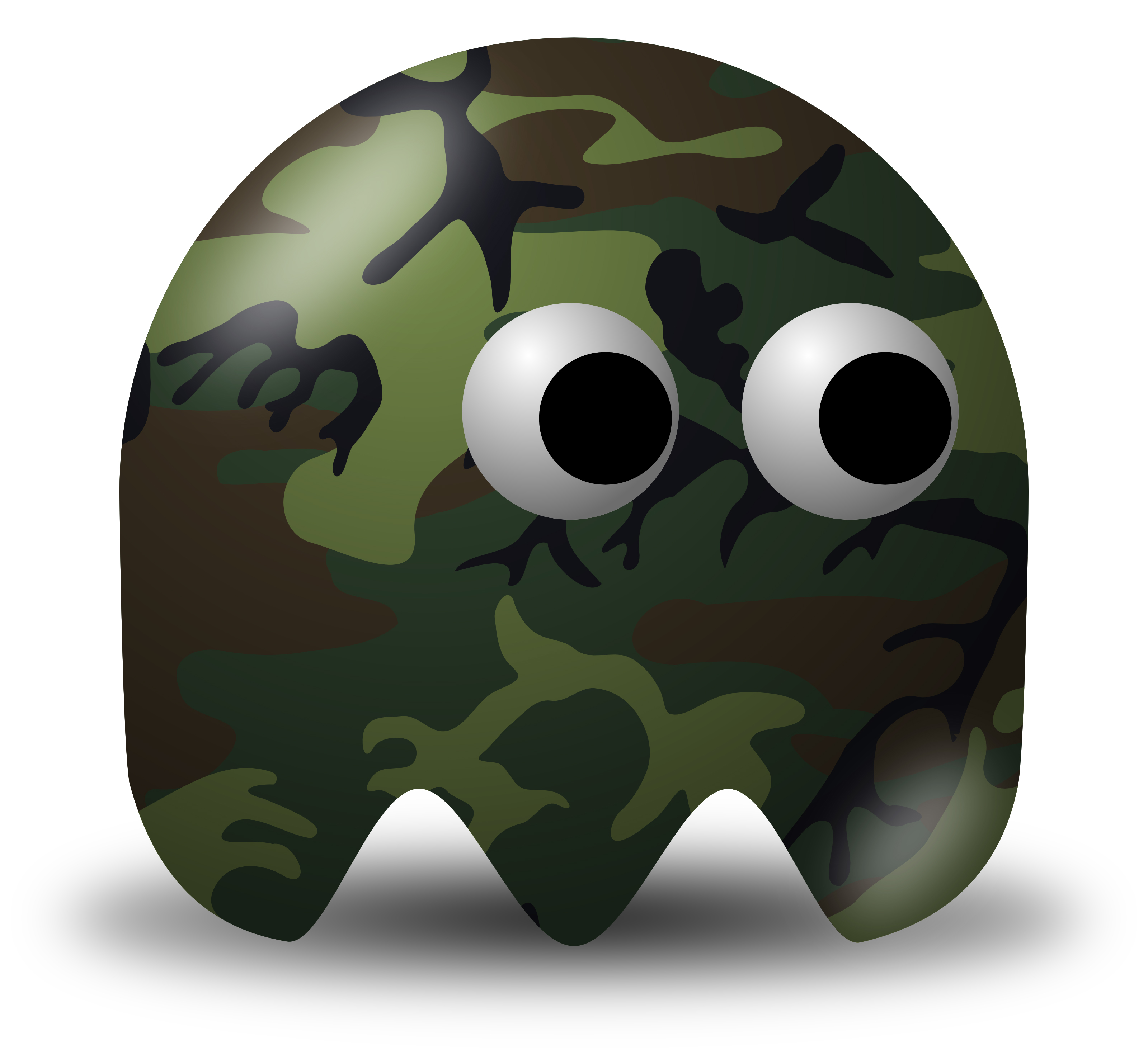 Free Military Vector Clipart .-Free Military Vector Clipart .-4
