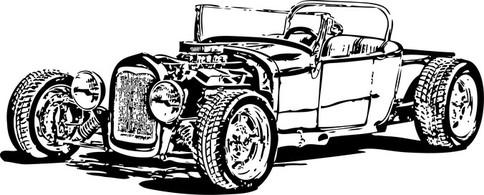 Free Model T Hot Rod