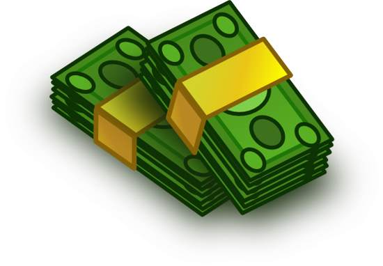 Clip art free money picture