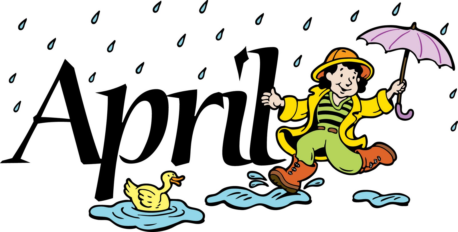 Free month of april clip art .-Free month of april clip art .-9