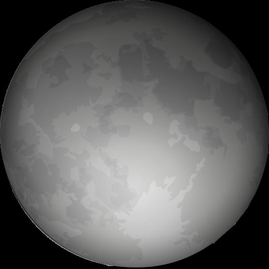 Free Moon Clip Art