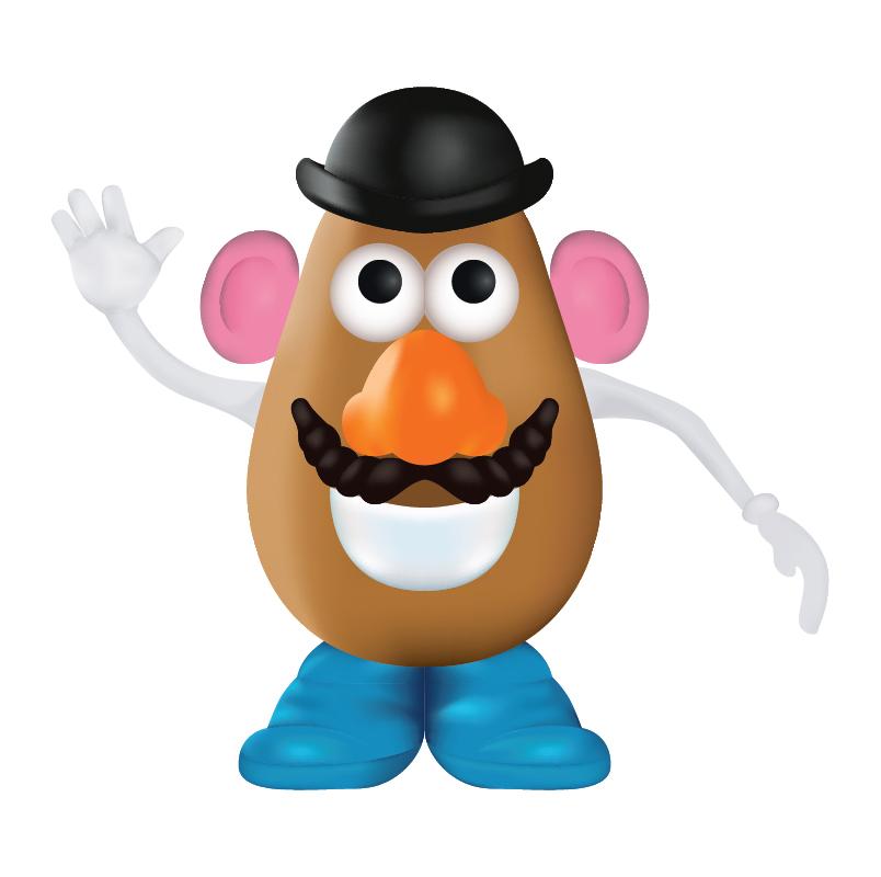 Mr Potato Head Clip Art