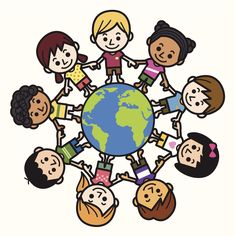 Free Multicultural Clipart. Diversity Pics
