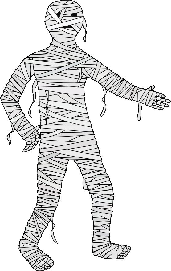 Free Mummy Clip Art