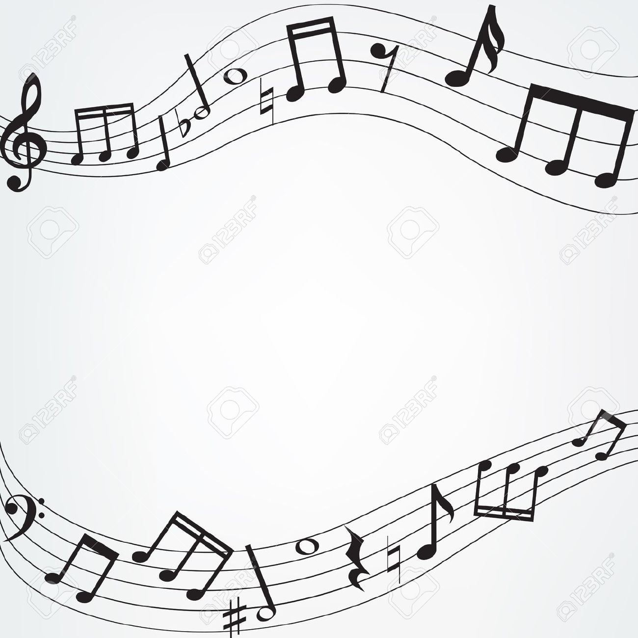 Free Music Borders Clip Art-Free Music Borders Clip Art-19