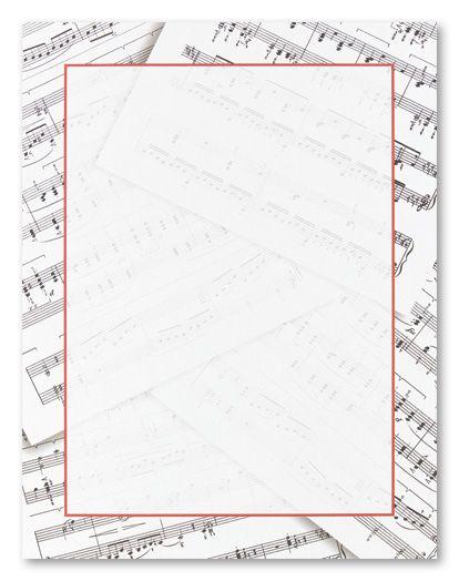 Free Music Borders Clip Art Music Note B-Free Music Borders Clip Art Music Note Border Item 2 Vector-4