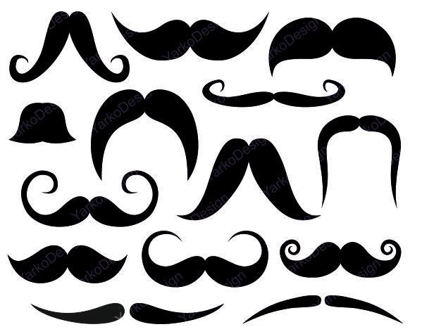 Free Mustache Clip Art - clipartall-Free Mustache Clip Art - clipartall-7