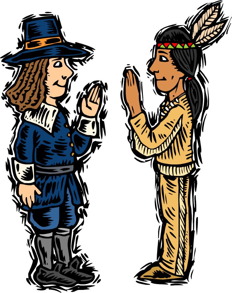 Free Native American Clip Art-Free native american clip art-0