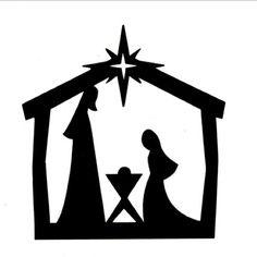 Free Nativity Clipart-free nativity clipart-4