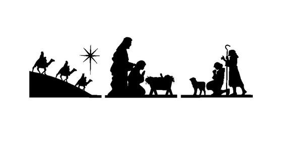 Free Nativity Clipart-Free Nativity Clipart-6