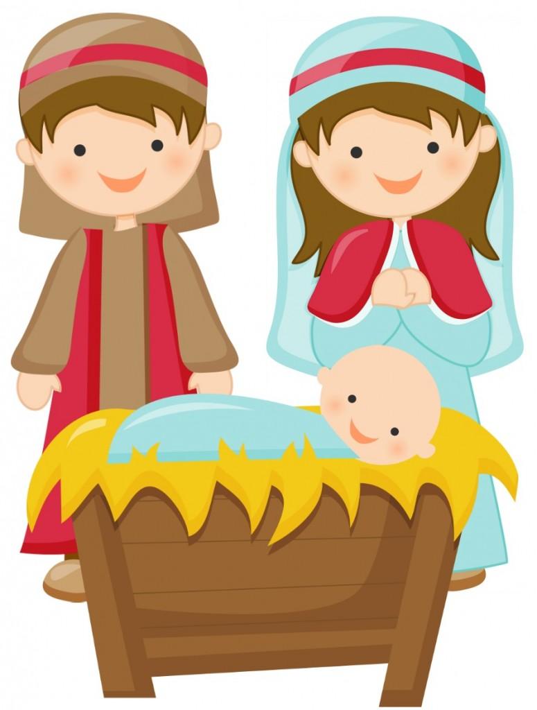 Free nativity clipart public domain christmas clip art images 3